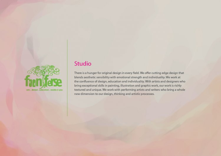 Fooniferse Studio outline
