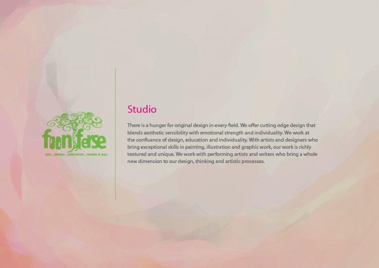Fooniferse Studio outline