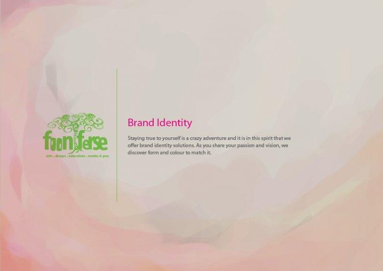 Brand Identity outline