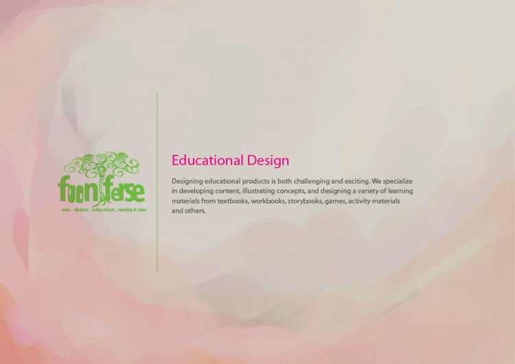 Educational Design Outline