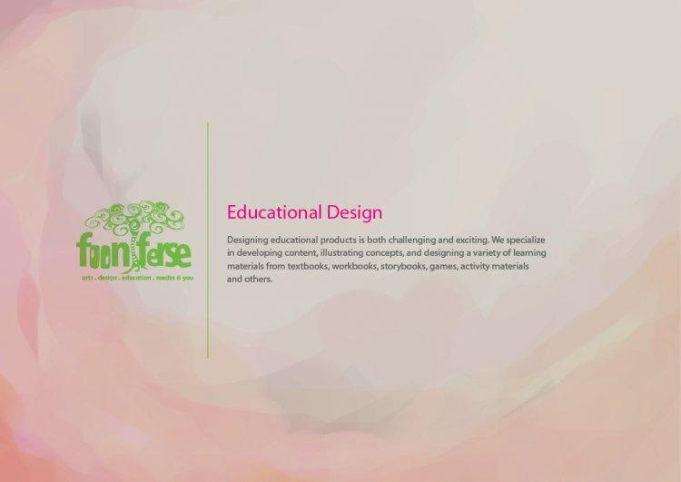 Educational Design Outline