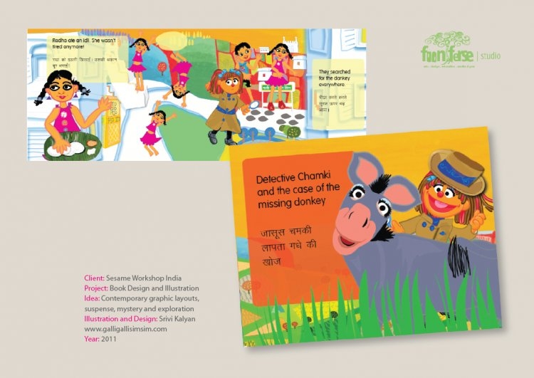 Sesame Workshop India Health Kit