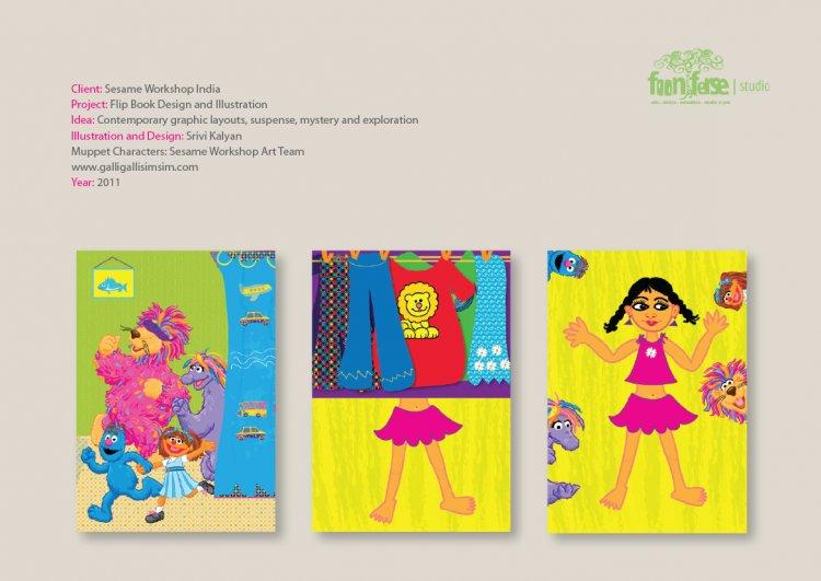Sesame Workshop India Health Kit