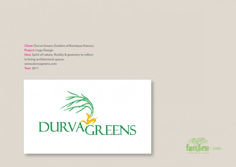 Durva Greens Logo